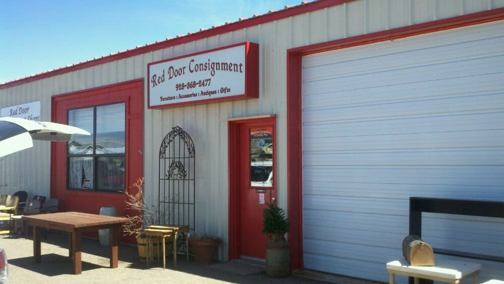Red Door Consignment Store Furniture Stores Lakeside Az Yelp