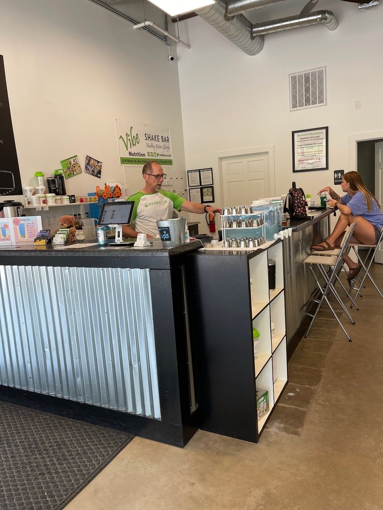 VIBE Nutrition: 218 Water St, Eau Claire, WI