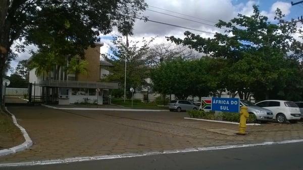 Resultado de imagem para embaixadas da africa em brasilia