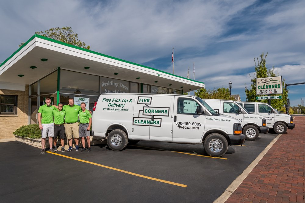 14 Photos For Five Corners Cleaners
