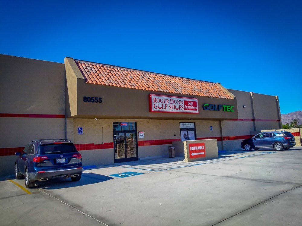 Roger Dunn Golf Shops: 80555 Highway 111, Indio, CA
