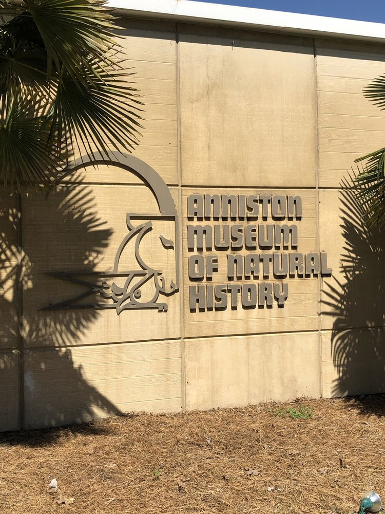 Anniston Museum of Natural History: 800 Museum Dr, Anniston, AL