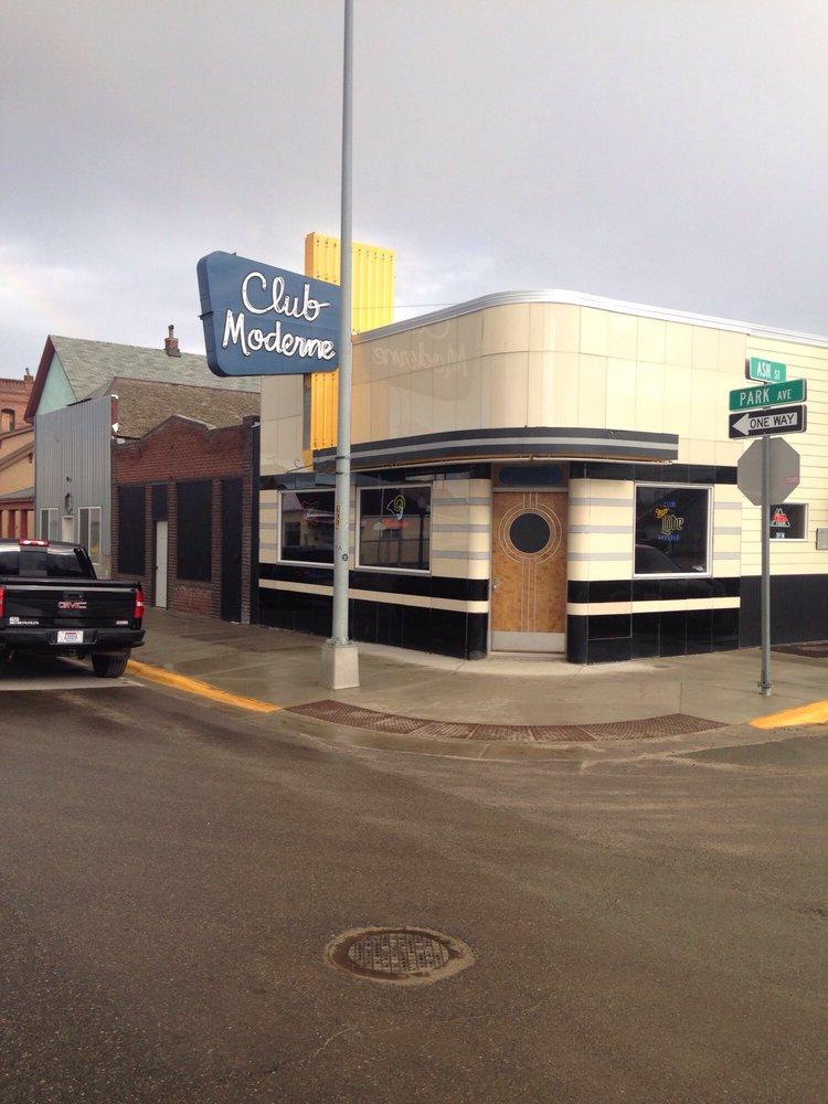 Club Moderne: 801 E Park Ave, Anaconda, MT