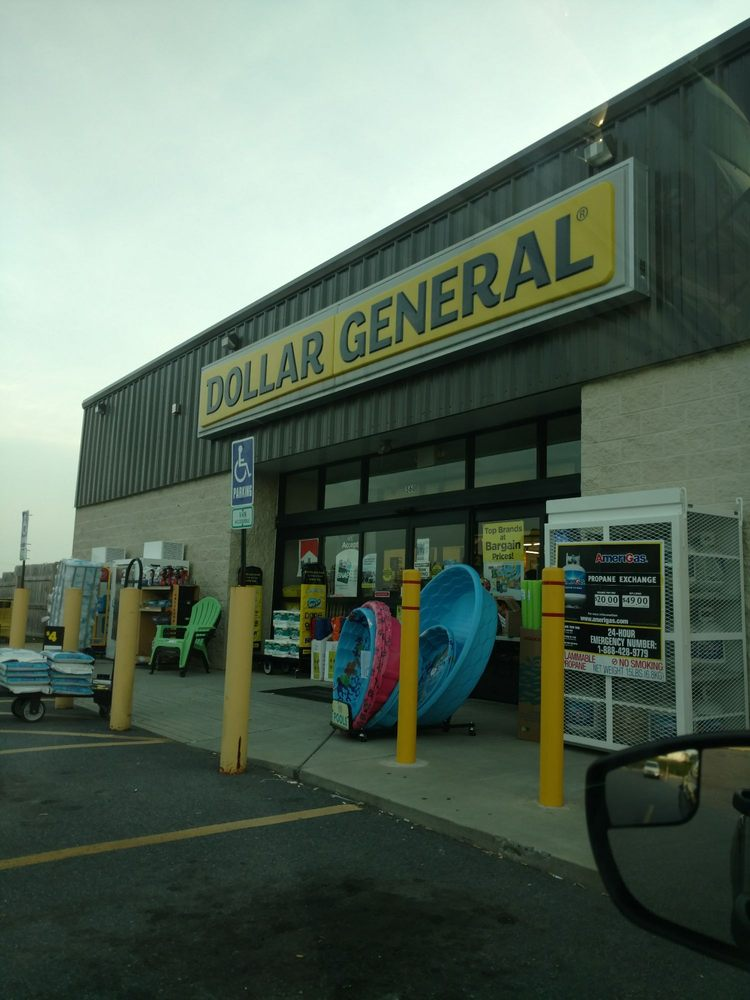 Dollar General: 560 S 7th St, Akron, PA