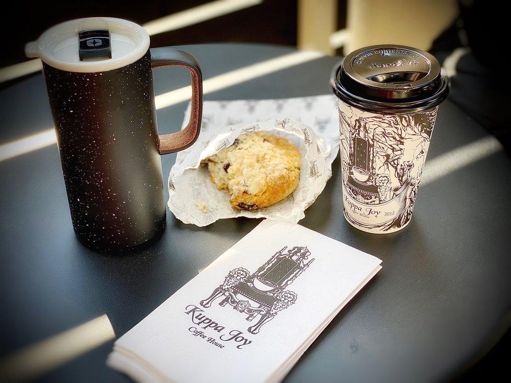 Kuppa Joy Grand Cafe: 8837 N Cedar Ave, Fresno, CA