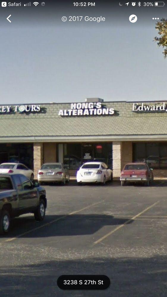 Hong's Alterations: 3258 S 27th St, Abilene, TX