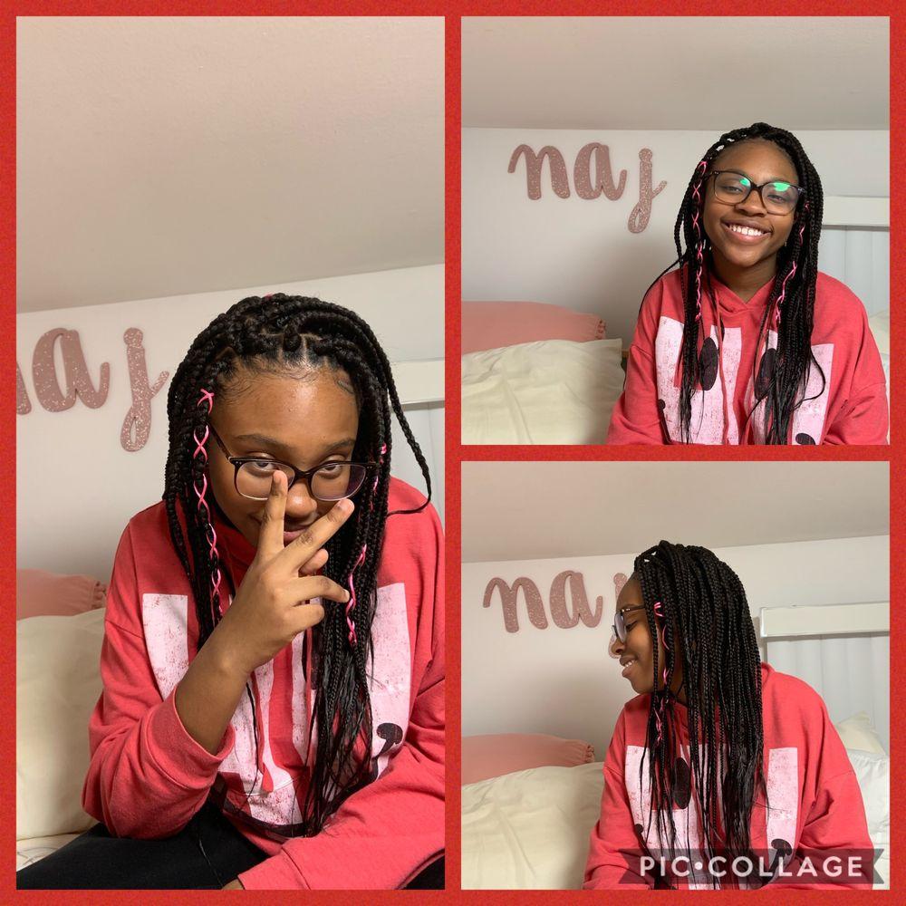 Tabitha African Hair Braiding: 16017 Kedzie Ave, Markham, IL