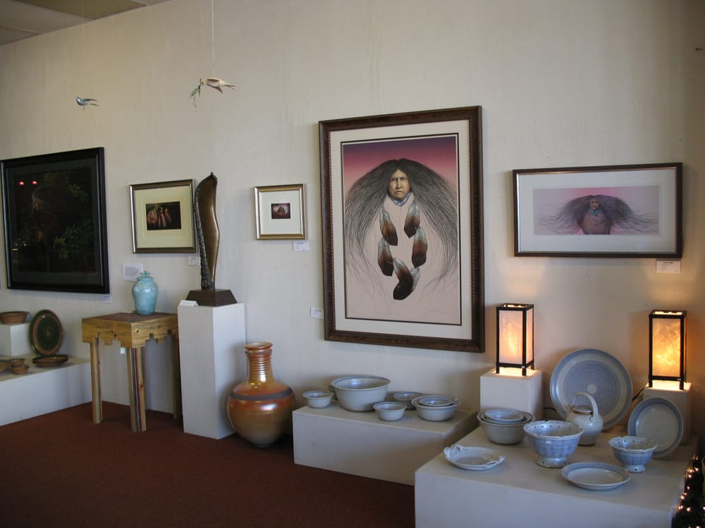 Firedworks Gallery: 608 Main St, Alamosa, CO