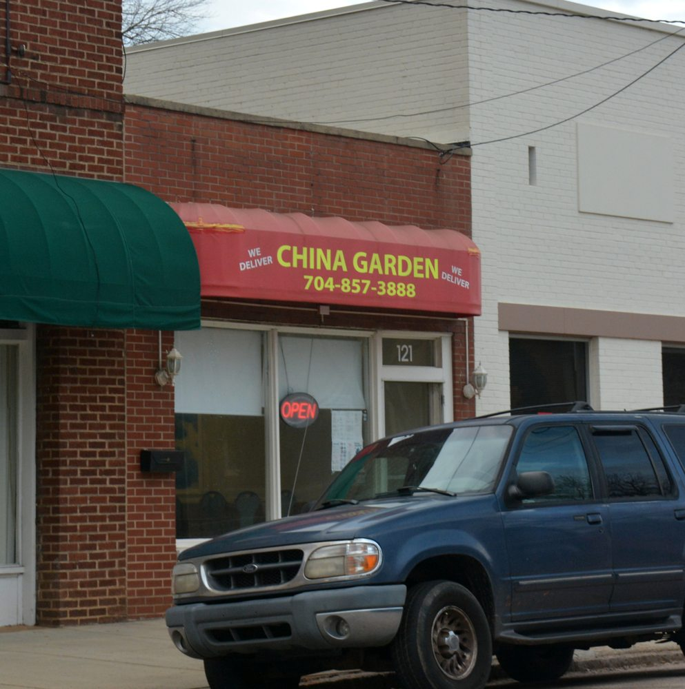 China Garden Chinese 121 N Main St China Grove Nc Restaurant Reviews Phone Number Yelp