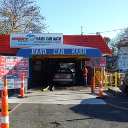 Hand Wash Car Wash >> Empire Hand Car Wash Auto Detailing 1400 E St Georges Ave