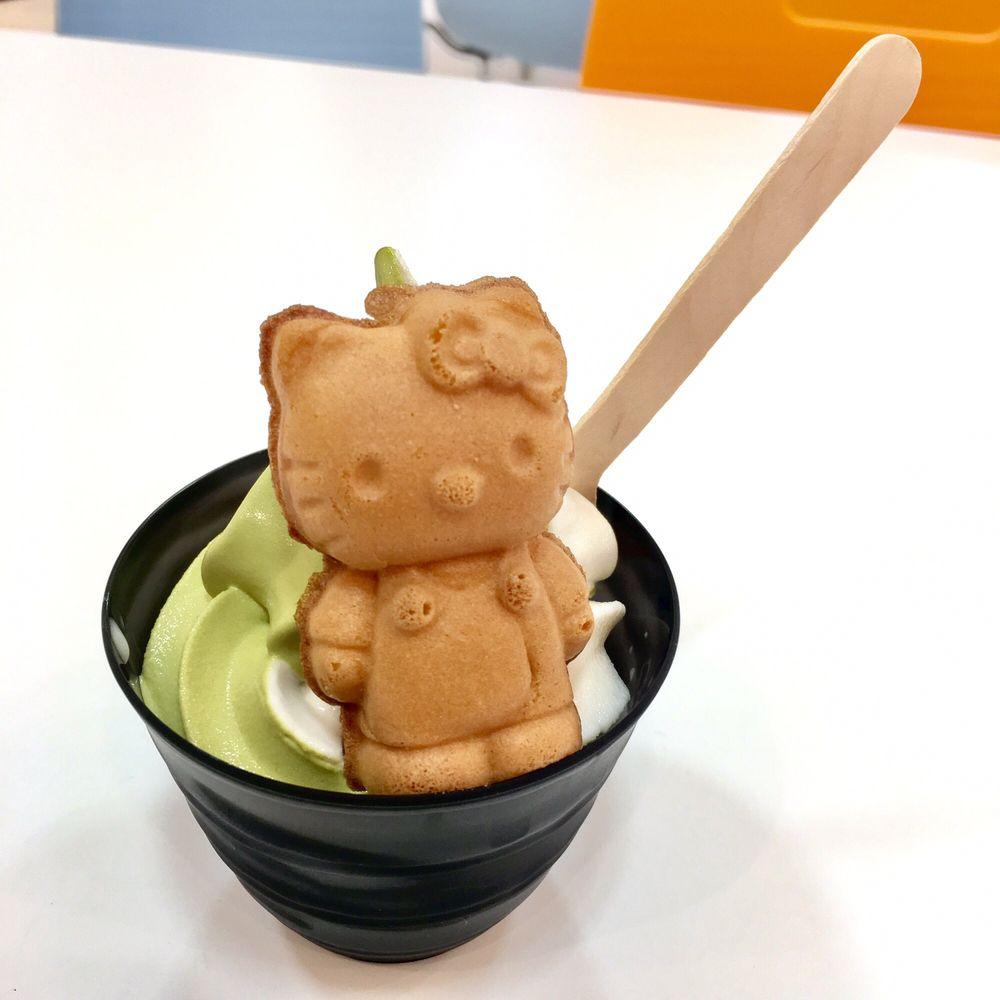 Café de Miki with Hello Kitty Diversity Tokyo Plaza