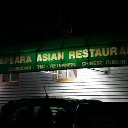 Apsara Restaurant Ri Menu