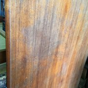 Teak Table Photo Of D.Petersen Furniture Restoration   Sechelt, BC, Canada.