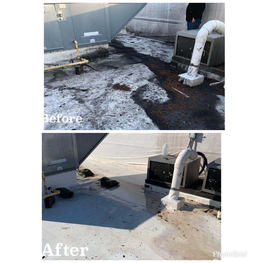 Coastline Power Wash & Roof Washing: Newport News, VA