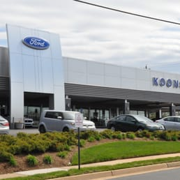 photos for koons falls church ford yelp. Black Bedroom Furniture Sets. Home Design Ideas
