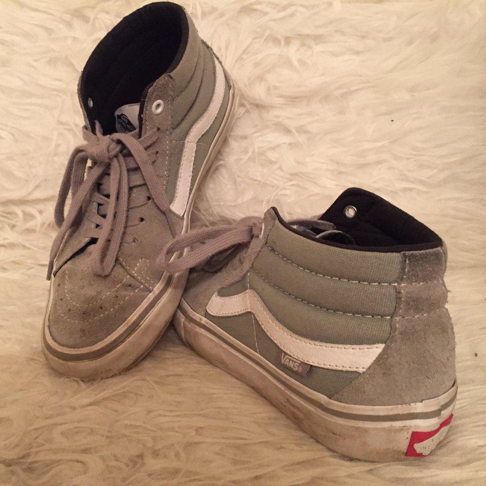 Vans Triple Crown  Shoes