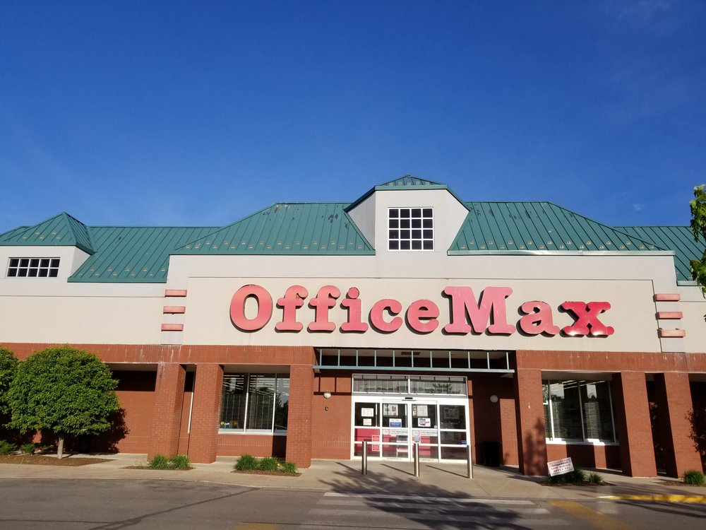 Officemax: 1820 Anderson Rd, Petoskey, MI