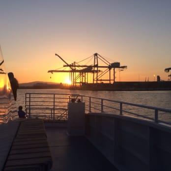 Photo Of Port Long Beach Ca United States Sunset