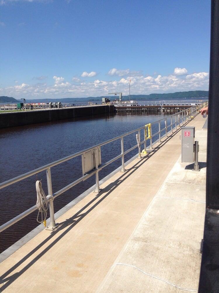 US Lock & Dam 9-Cte: 24545 State Hwy 35, Eastman, WI