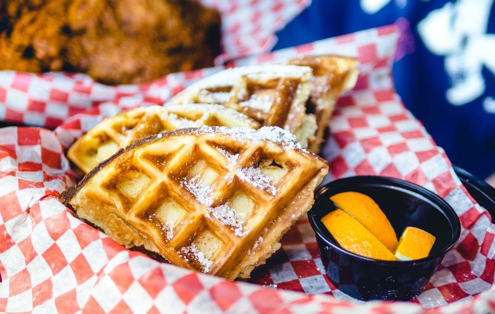 Hattie B's Hot Chicken - Atlanta: 299 Moreland Ave NE, Atlanta, GA