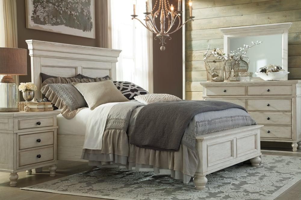 Photos for ashley homestore yelp Ashley furniture marsilona bedroom set
