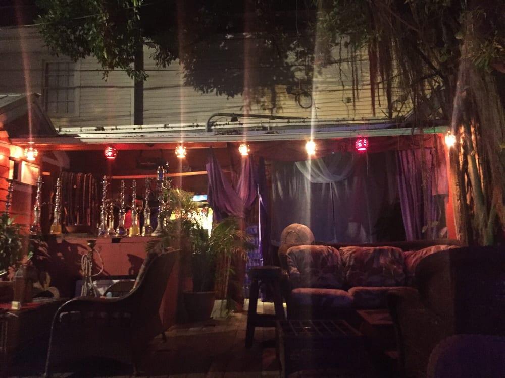 Island hookah lounge: 606 Duval St, Key West, FL