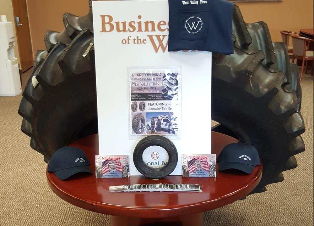 West Valley Tires: 824 N 1st St, Buckeye, AZ