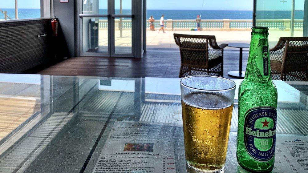 La Tacita del Atlántico: Hotel Parador de Cádiz, Cádiz, CA