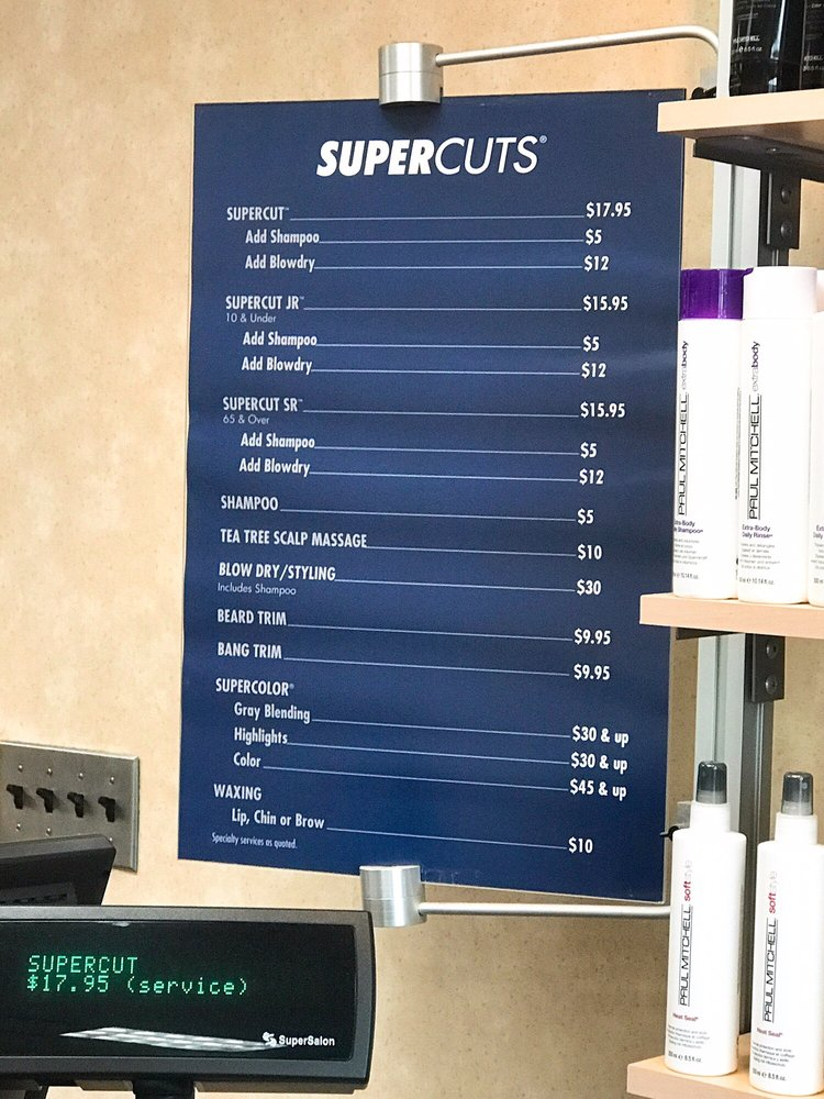 Prices Of Haircut As Of 71117 Yelp