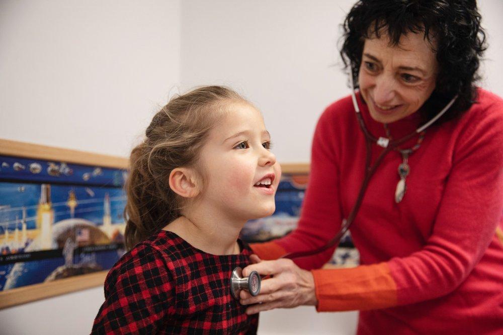 Lynnfield Pediatrics: 628 Salem St, Lynnfield, MA