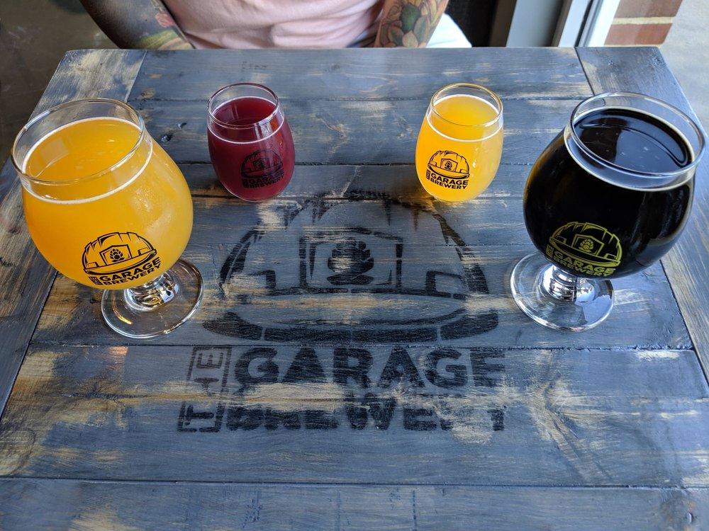 The Garage Brewery: 1011 Eden Way N, Chesapeake, VA