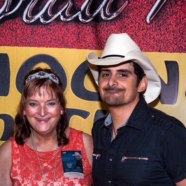 Meet greet with brad paisley yelp photo of global event center at winstar world resorts thackerville ok united states m4hsunfo