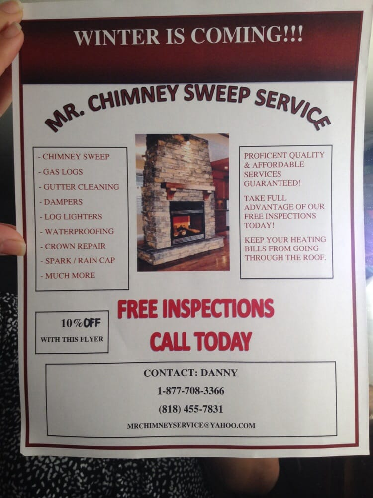 Mr Chimney Sweep Service 43 Photos Amp 43 Reviews