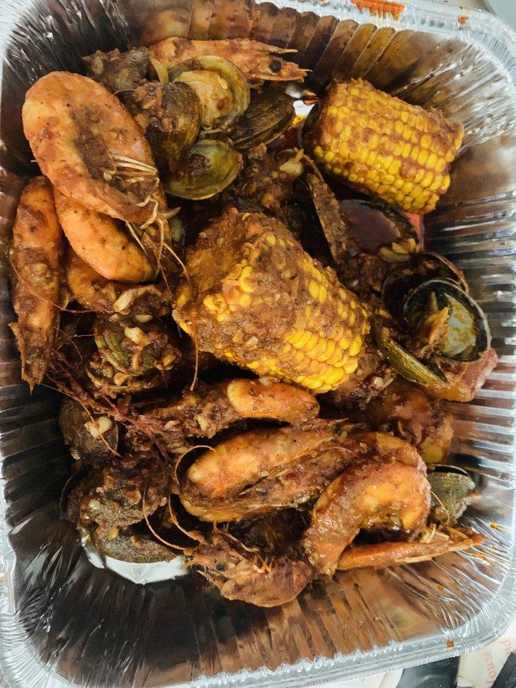 Bag O Crab: 165 Plaza Dr, Vallejo, CA