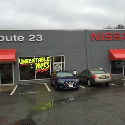 Route 23 Nissan Car Dealers 1301 State Rte 23 S Butler Nj