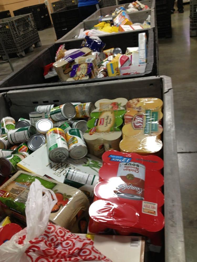 Second Harvest Food Bank Careers
