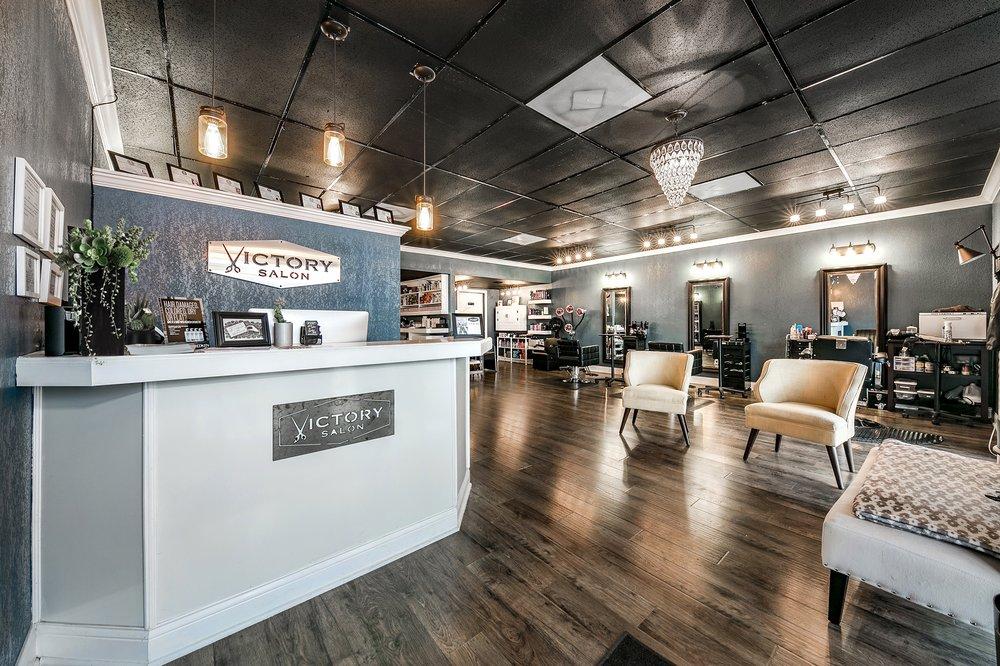 Victory Salon: 4745 Fredericksburg Rd, San Antonio, TX