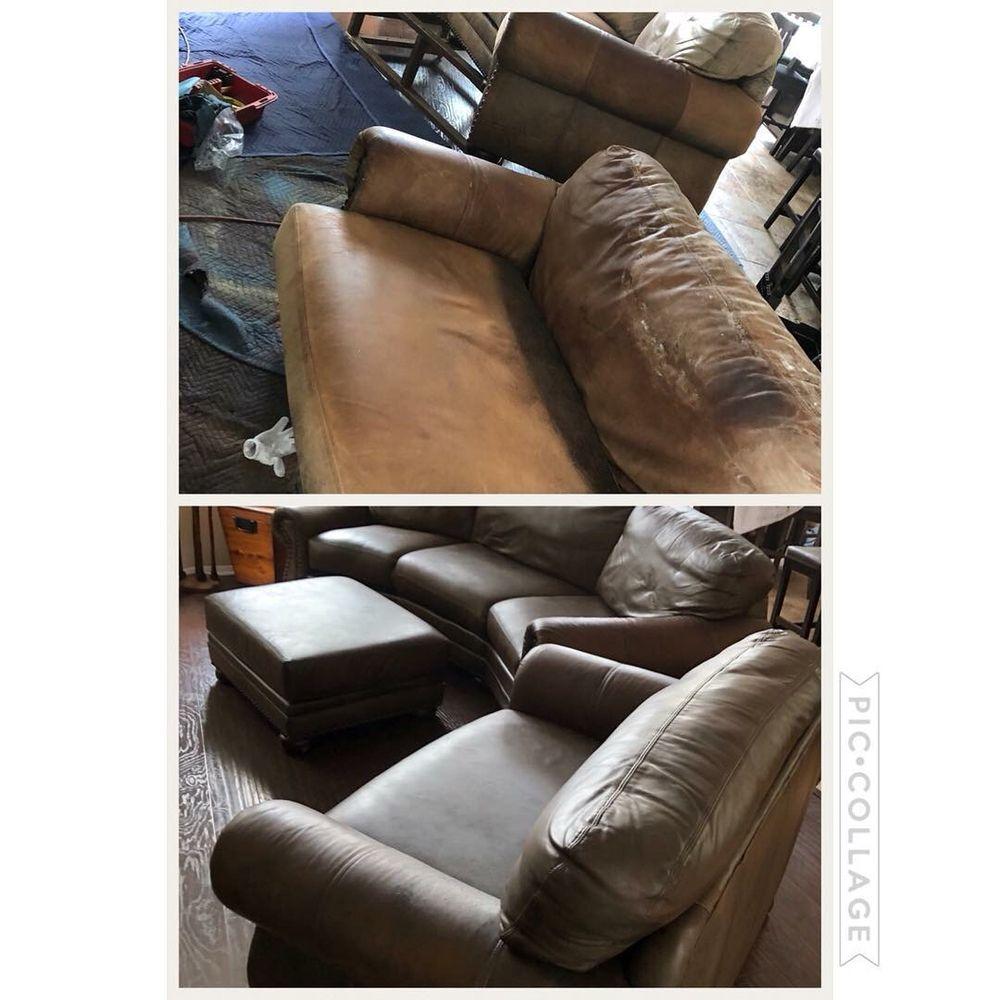 San Chez Leather Restoration