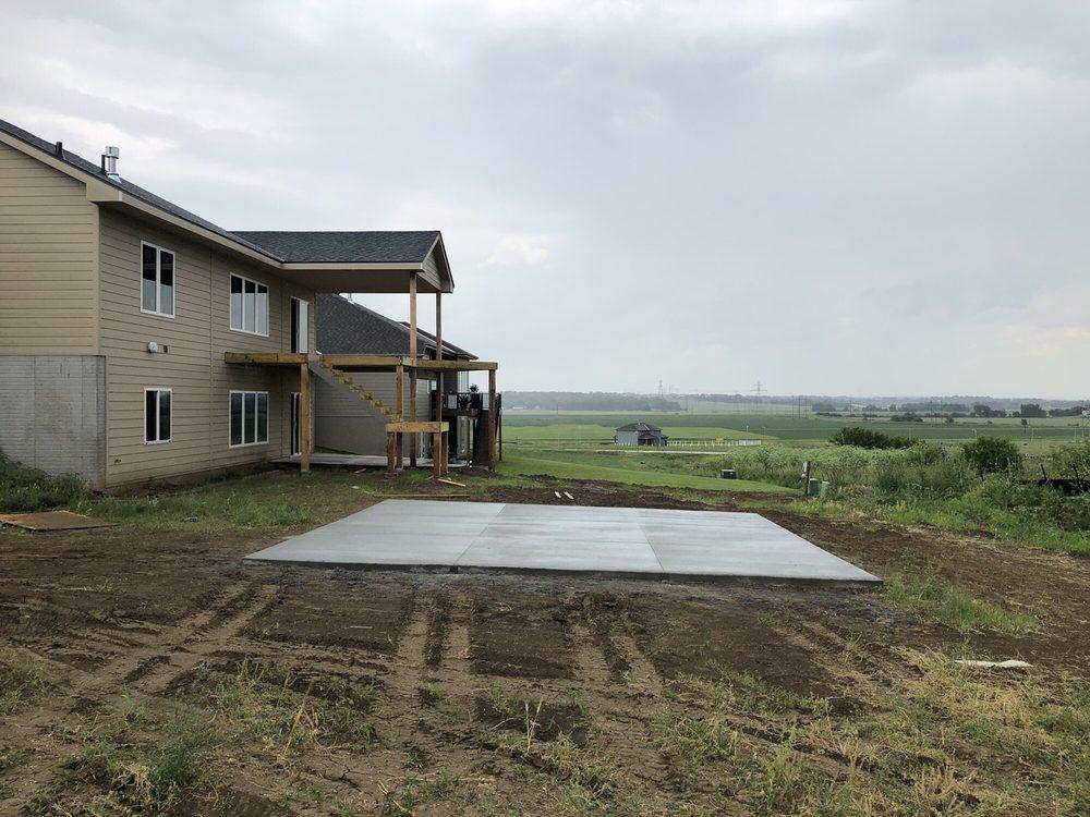 Dave's Total Concrete Construction: 40499 Aspen Rd, Macedonia, IA