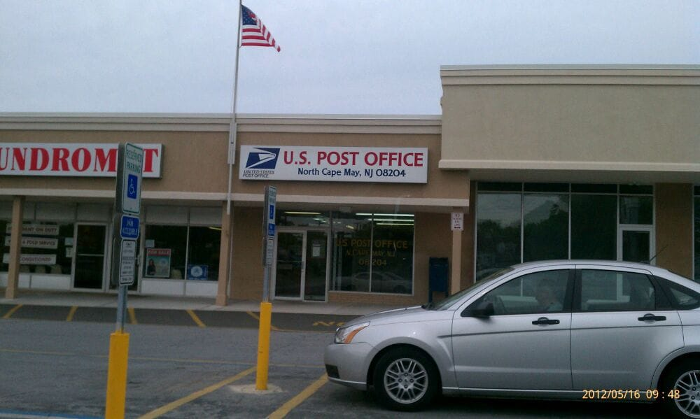 US Post Office: 615 S Route 9, Cape May Court House, NJ