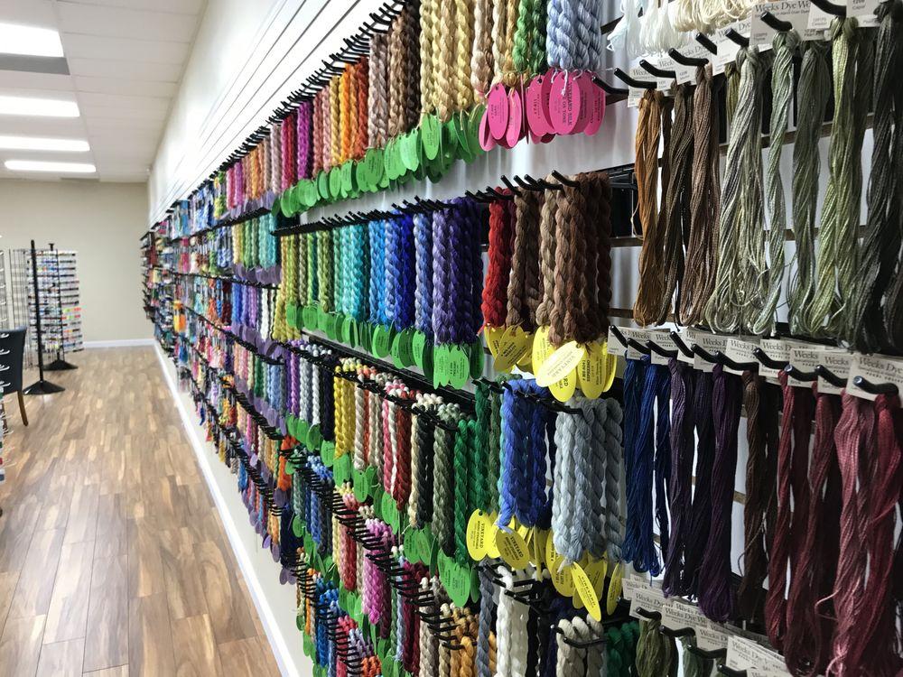 Twisted Stitches Needlepoint: 1011 Juan Tabo Blvd NE, Albuquerque, NM