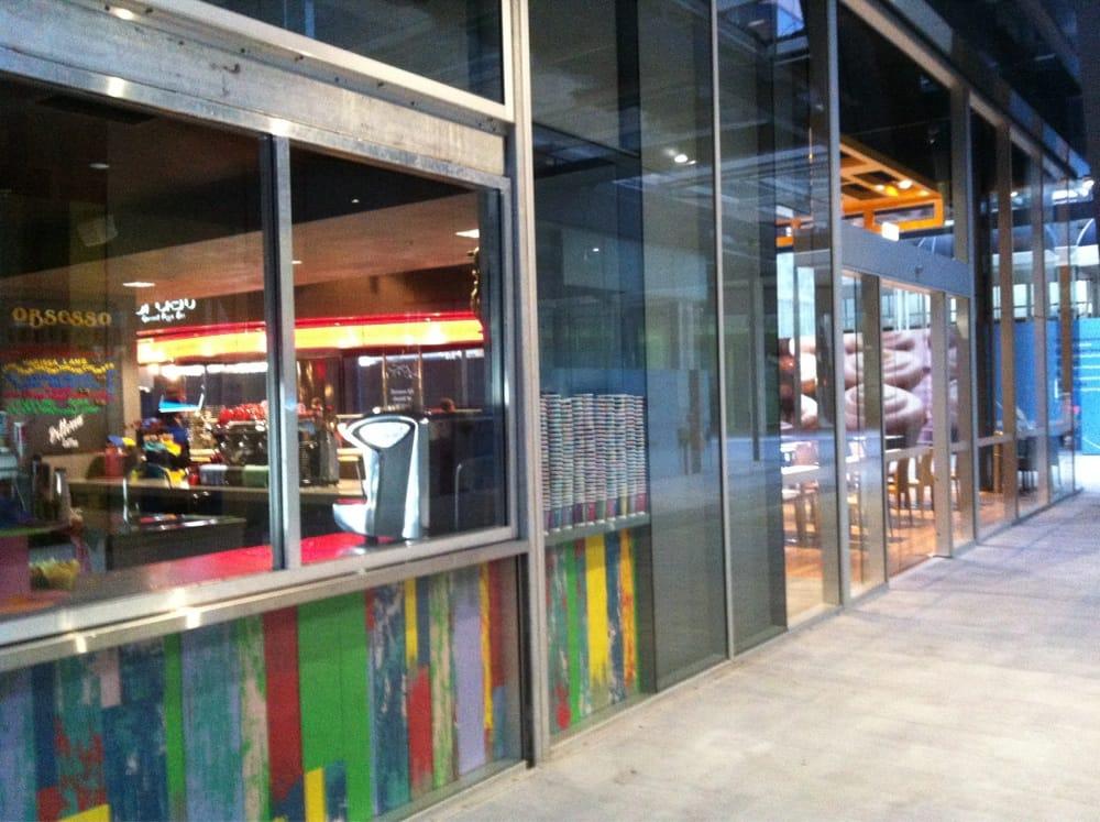 Crust gourmet pizza bar pizzer a shop cc104 125 137 for 125 st georges terrace