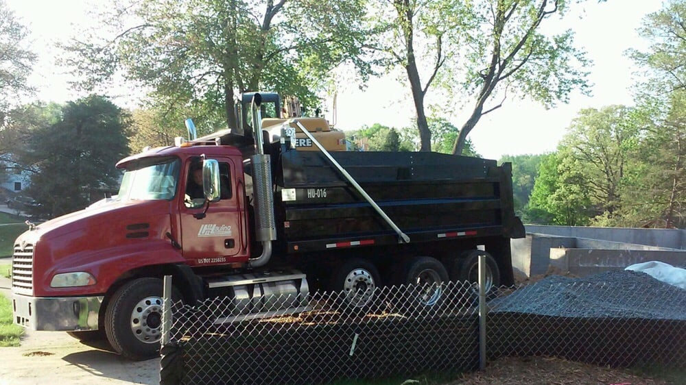 Photo Of Hauling Unlimited Springfield Va United States Each Load Fill