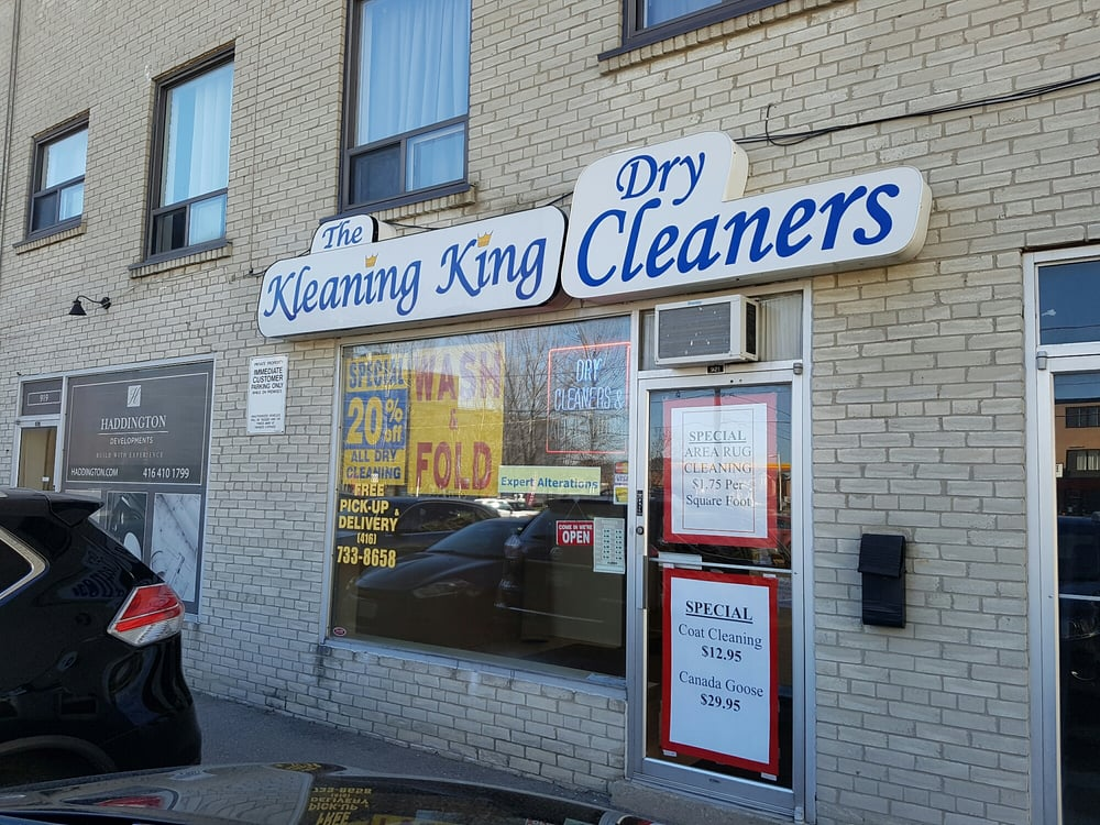 The Kleaning King
