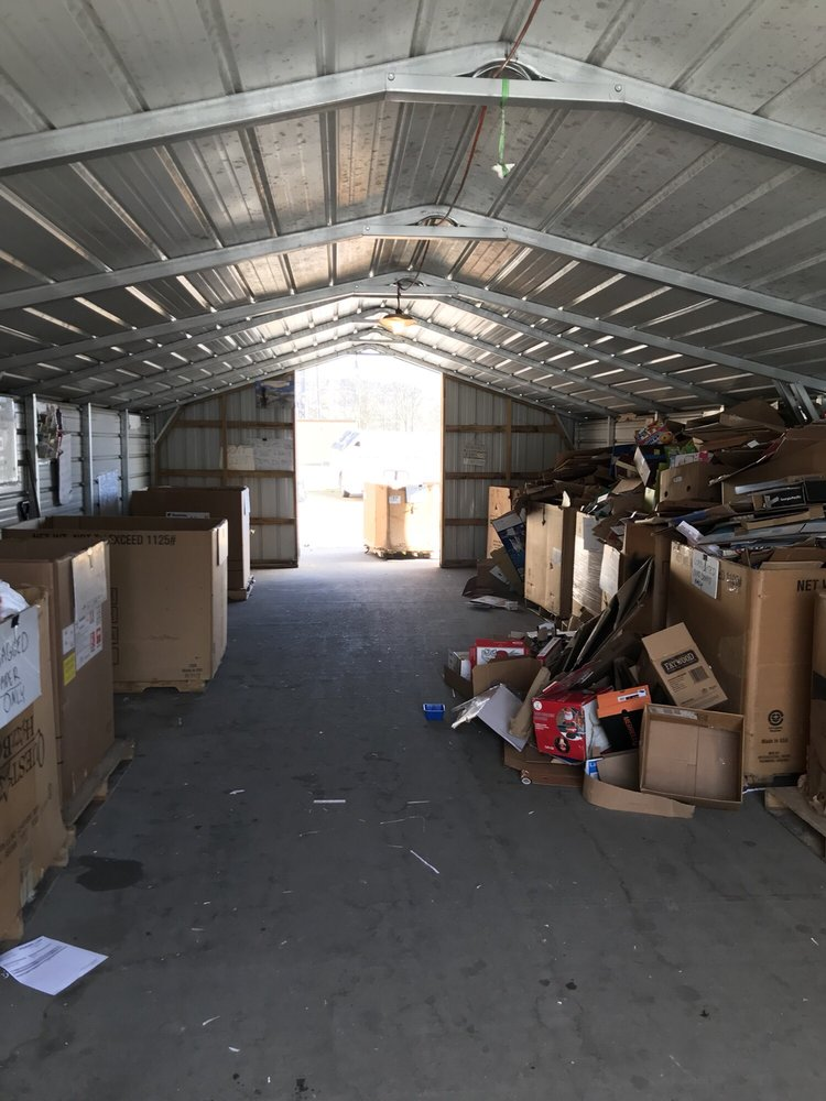 Randolph County Recycling Center: 10 11th St, Elkins, WV