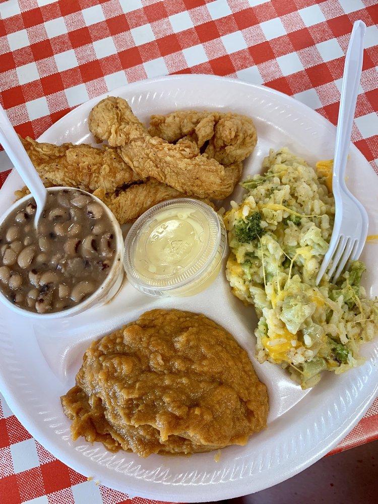 Chicken Basket: 4110 Hwy 24, Anderson, SC