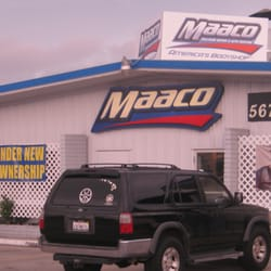 Maaco Collision Repair & Auto Painting | Better Business ...