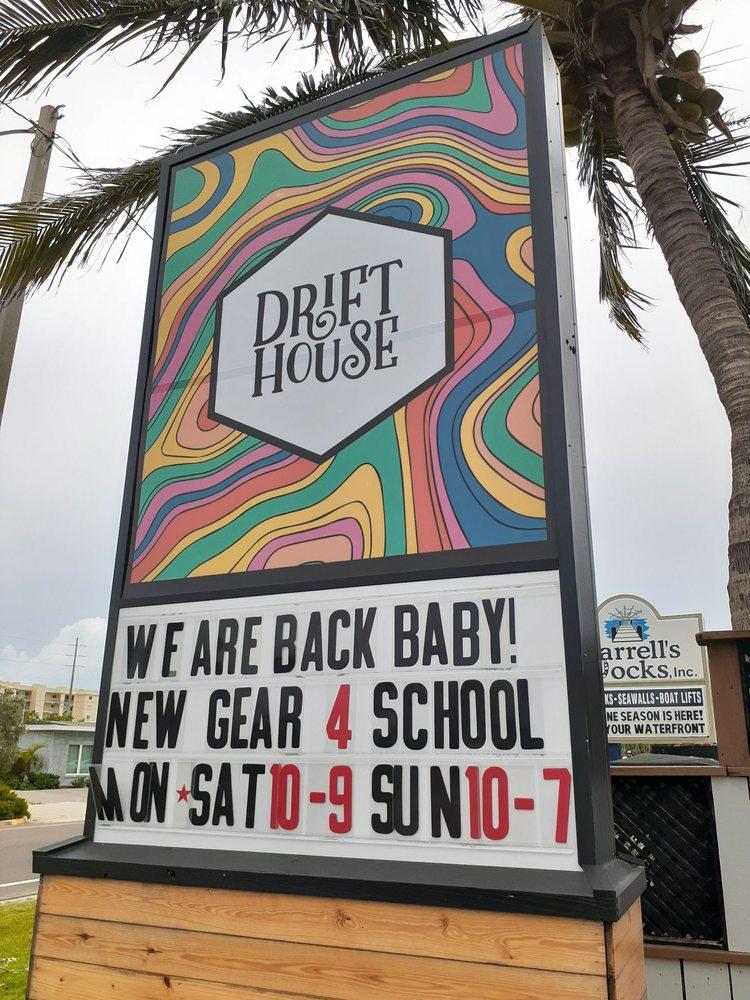 Drifthouse: 350 N Orlando Ave, Cocoa Beach, FL