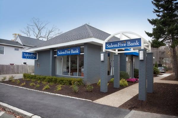 Salem Five Cents Savings Bank Branch Locator