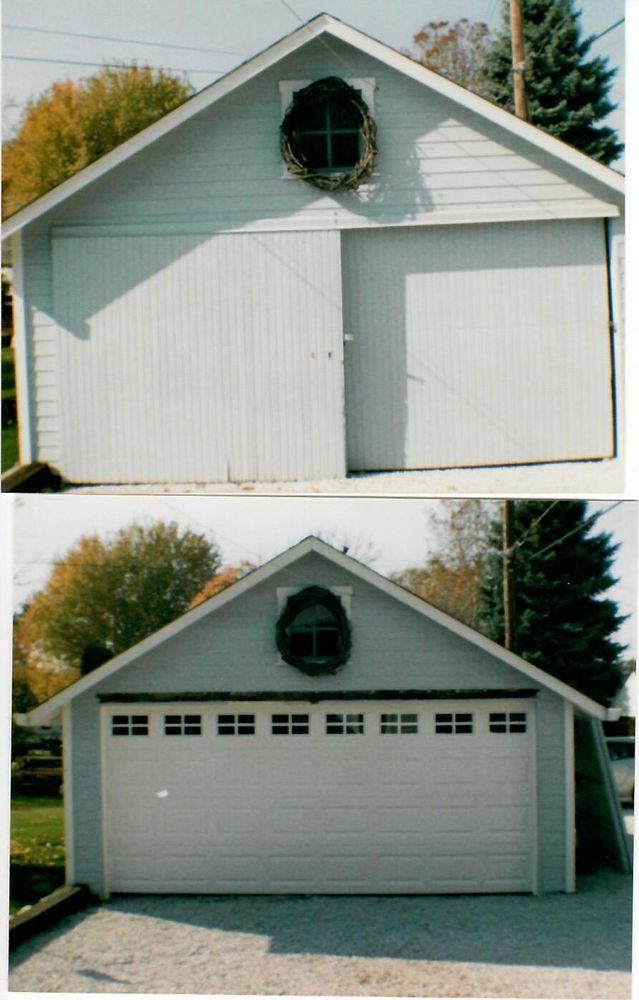 A-1 Garage Doors: 515 W Old S St, Bargersville, IN
